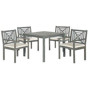 Radnor 5 Piece Dining Set with Cushion