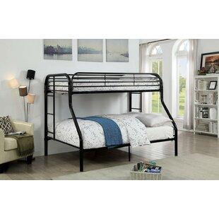 Alderete Twin over Full Bunk Bed