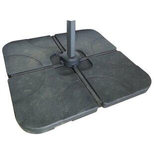 Check Price Marcos 100Kg Cantilever Concrete Freestanding Parasol Base (Set Of 4)