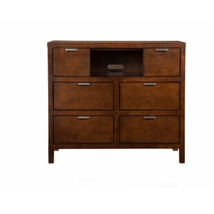 Austermann Suave and Dapper TV 5 Drawer Media Chest