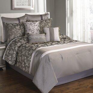 Hallmart Collectibles Augustus Comforter Set