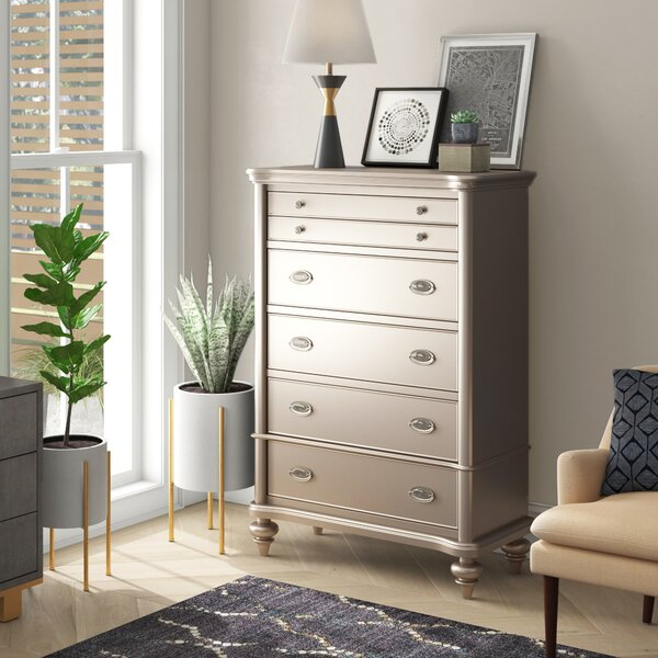 Tiya 6 Drawer Chest by House of Hampton®