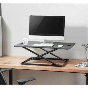 Bayshore Ultra-Slim Height Adjustable Standing Desk