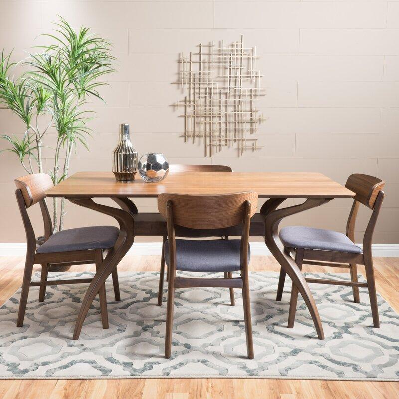Mid-Century Modern Kitchen & Dining Room Sets You\'ll Love   Wayfair