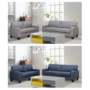 Apartment Size Living Room Sets You ll Love   Wayfair. Modern Living Room Furniture. Home Design Ideas