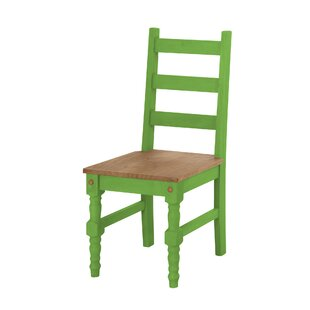 Green Wood Kitchen Dining Chairs You Ll Love Wayfair