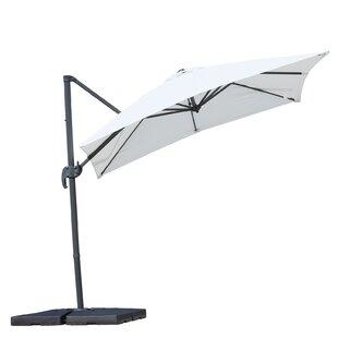 Holbeach 8' Square Cantilever Umbrella by Freeport Park