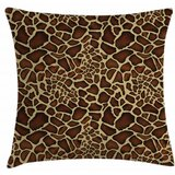 Animal Print Ivory Cream Throw Pillows You Ll Love In 2021 Wayfair