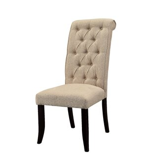 Artemps Upholstered Dining Chair (Set of ..