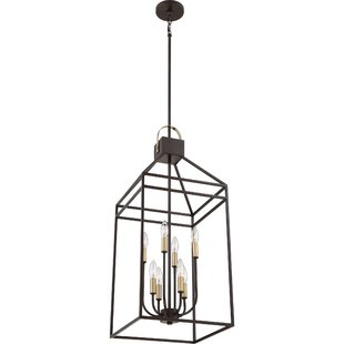 Darby Home Co Beare 8-Light Foyer Pendant