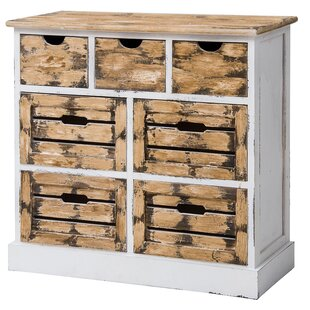 Sobers 7 Drawers Accent Cabinet by August Grove