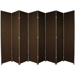 Collier 8 Panel Room Divider by World Menagerie