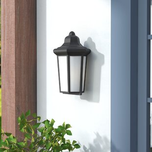 Ghia Outdoor LED Wall Lantern