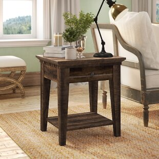 Suzann End Table by Laurel..