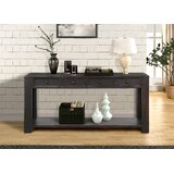 Jeeves 15'' Solid Wood Console Table by Gracie Oaks