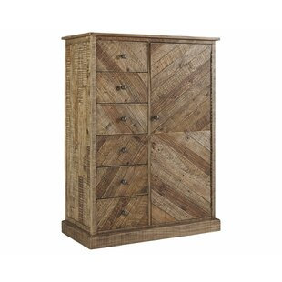 Jessamine 6 Drawer Gentleman's Chest