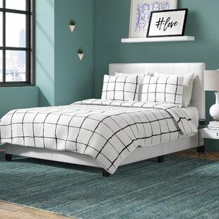 Tallman Queen Upholstered Platform Bed by Latitude Run
