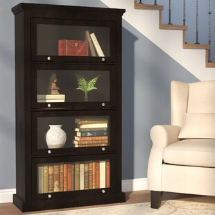Brackston Barrister Bookcase by DarHome Co No Copoun