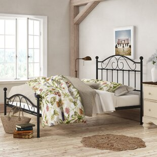 Alexandre Bed Frame By Fleur De Lis Living