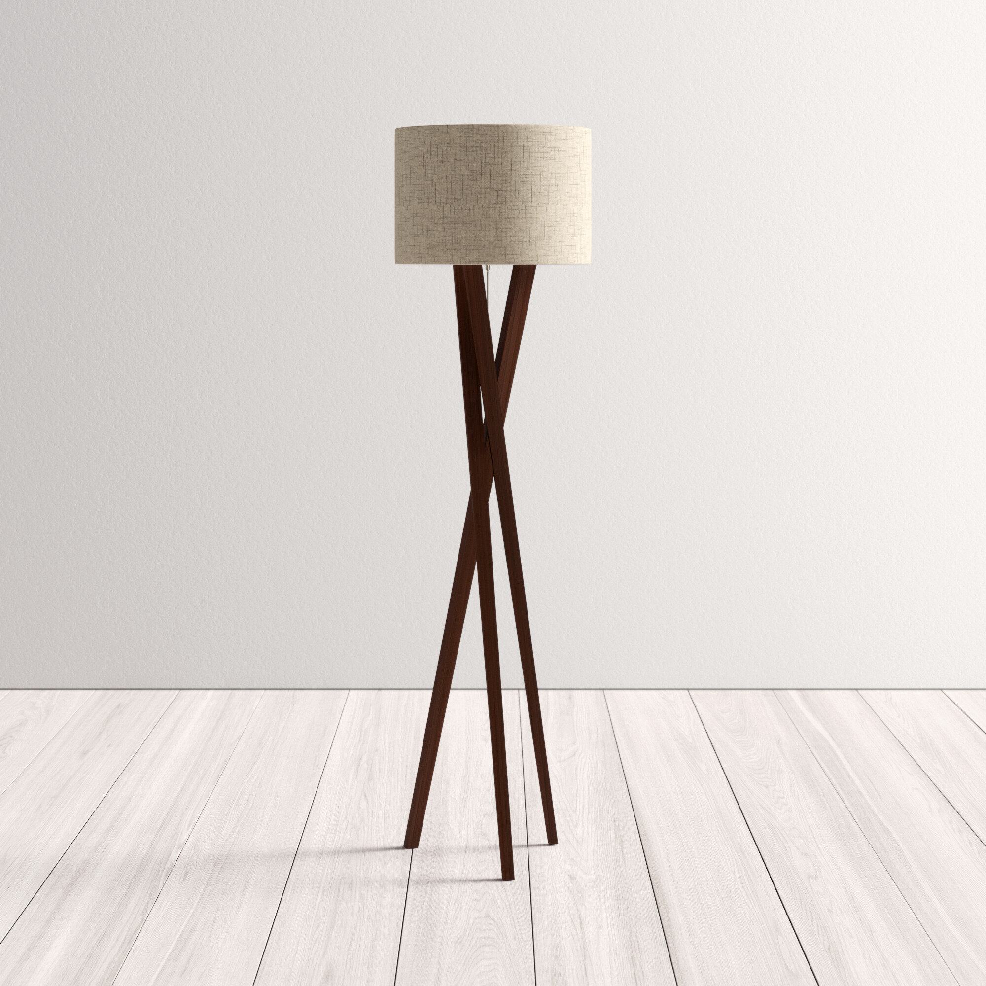 Heathfield 63 Tripod Floor Lamp