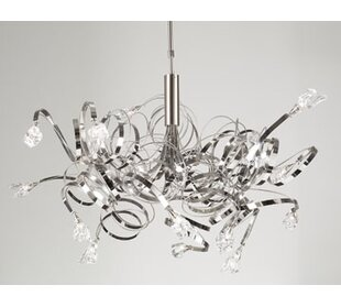Orren Ellis Middleton 16-Light Sputnik Chandelier