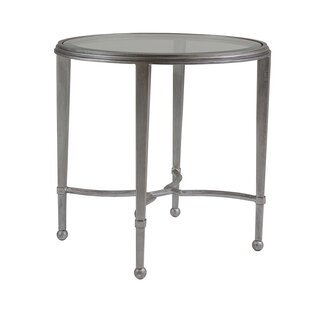 Metal Designs End Table