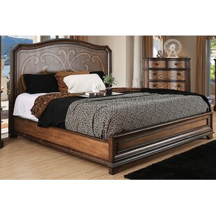 Gaskin Panel Bed by Astoria Grand