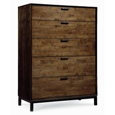 Kateri 5 Drawer Chest by Legacy Classic Furniture