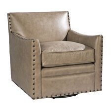 Castiel Swivel Club Chair by Palatial Furniture