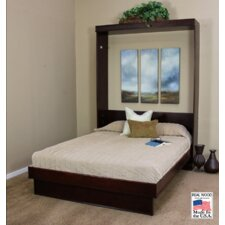 Queen Murphy Bed by Wallbeds