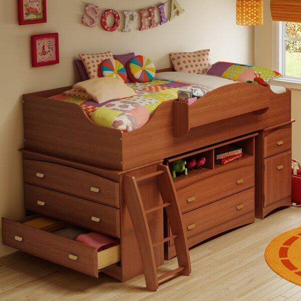 South Shore Imagine Loft Bed Customizable Bedroom Set Reviews