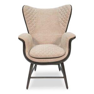 Tudor Single Arm Chair by Sarreid Ltd