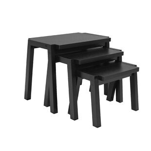 Inexpensive Erskine 3 Piece Nesting Tables By Ivy Bronx
