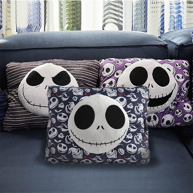 0588fe370aebb PillowPets Disney Nightmare Before Christmas Jack Skellington Indoor ...