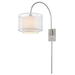 Ebern Designs Feltner 1-Light Swing Arm
