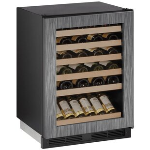 48 Bottle 2000 Series Single Zone Freestanding Wine Cooler