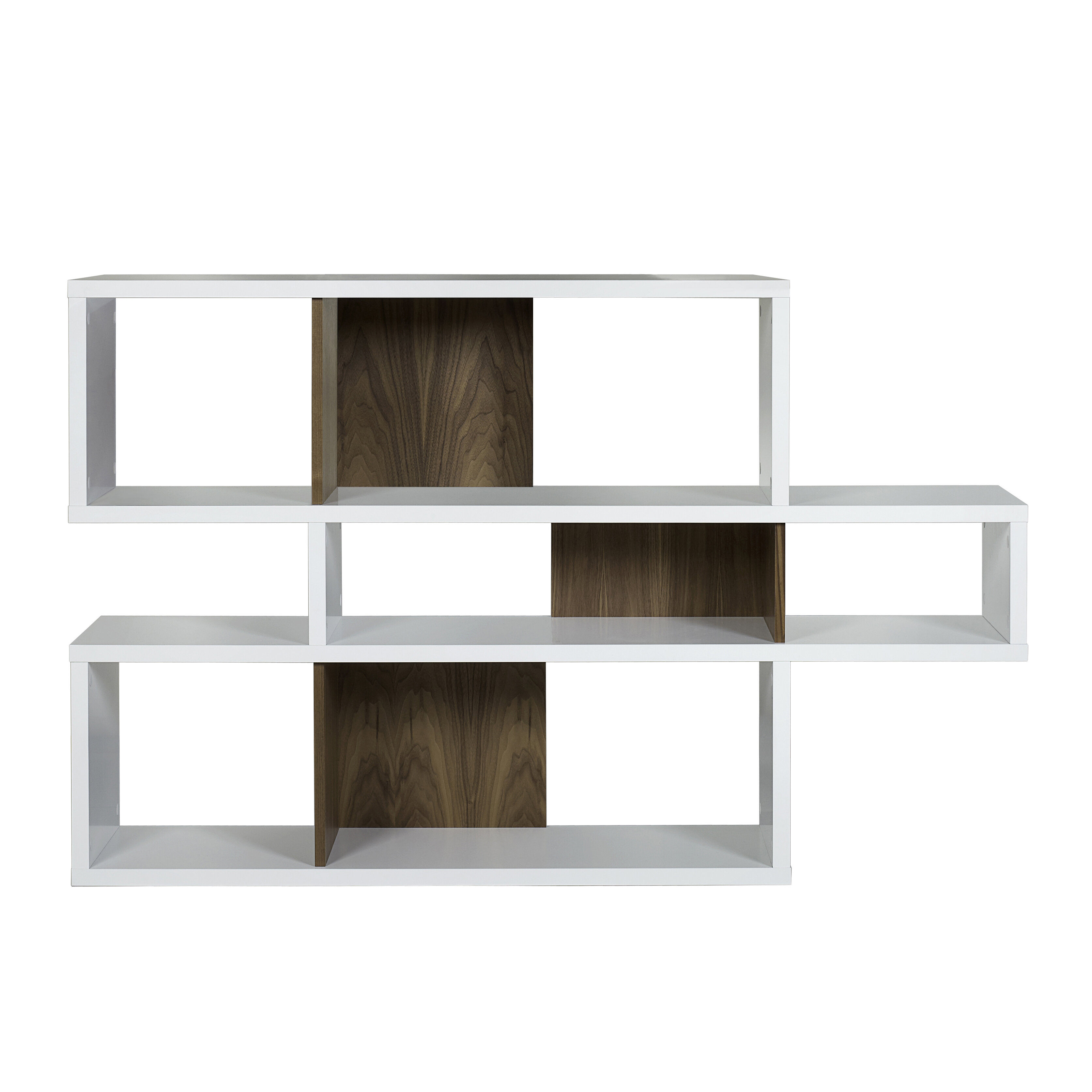 Twomey Composition Geometric Standard Bookcase