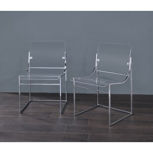 Dunlap Dining Side Chair (Set of 2) Orren Ellis