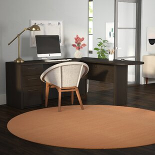 Karyn Reversible L-Shape Executive Desk by Latitude Run