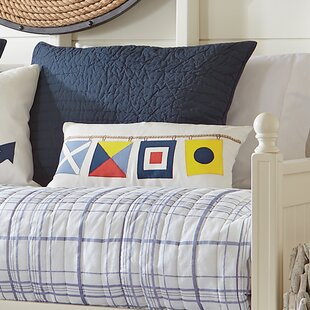 Carver Nautical Flags Pillow Cover