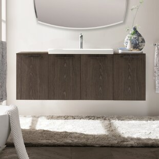 Keeton 55 Single Bathroom Vanity Set by Brayden Studio