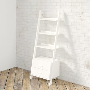 Antoninus Ladder Bookcase by Mercury Row