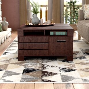 Reviews Galloway Coffee Table by Loon Peak Reviews (2019) & Buyer's Guide