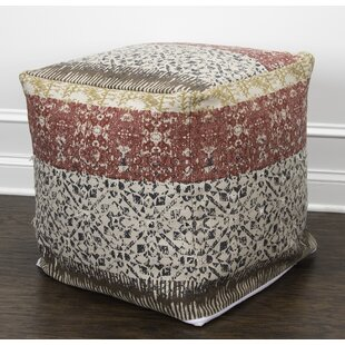 Special Prices Braggs Pouf By Wrought Studio