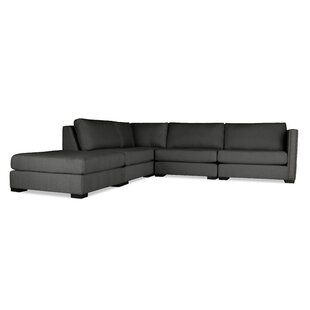Timpson Modular Sectional with Ottoman