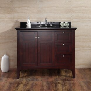 Gavin 42 Single Bathroom Vanity Set By Ove Decors