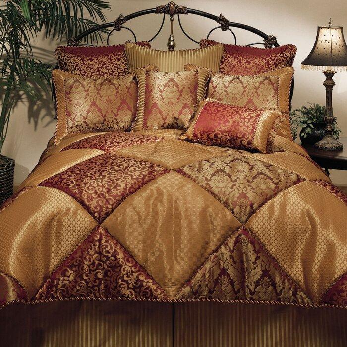 Terese 8 Piece Comforter Set