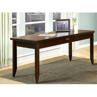 MichalWriting Desk by Canora Grey Today Sale Only