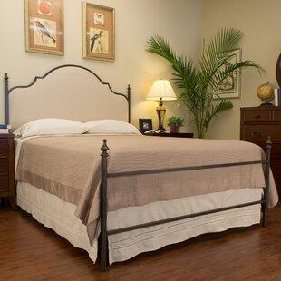 Waterburg Upholstered Panel Bed