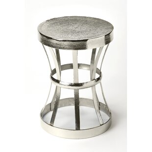 Wehrle Industrial Chic End Table